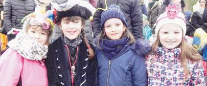 On veut le printemps ! Carnaval de la Cool'Hisse