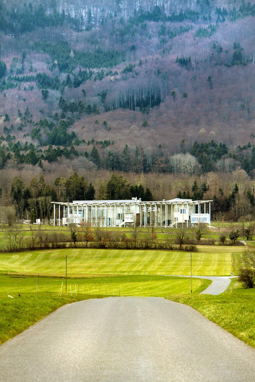Montricher, Fondation Michalski. Ouvert dès le 19 mai!