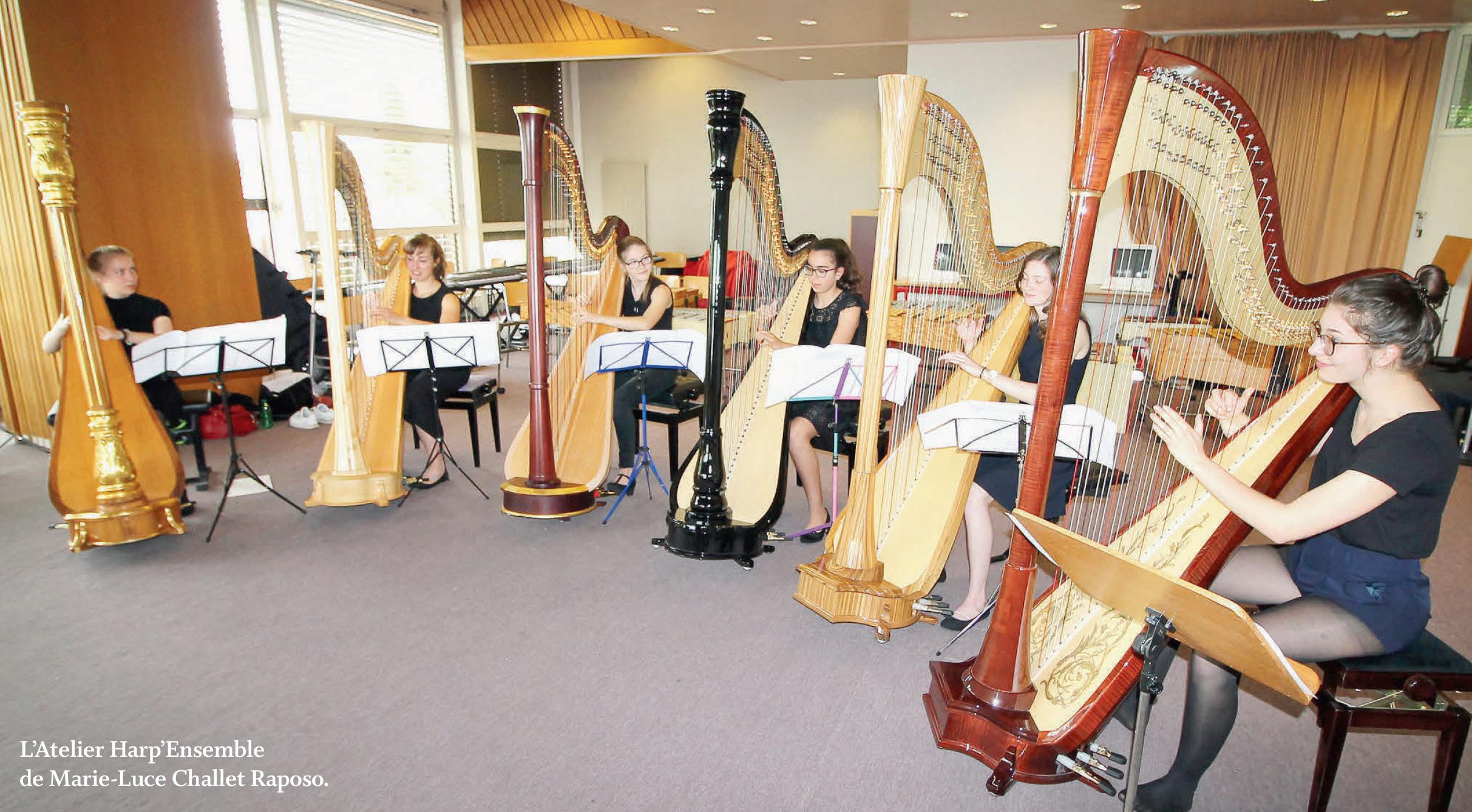 Cossonay – Portes ouvertes familiales à l'Ecole de Musique