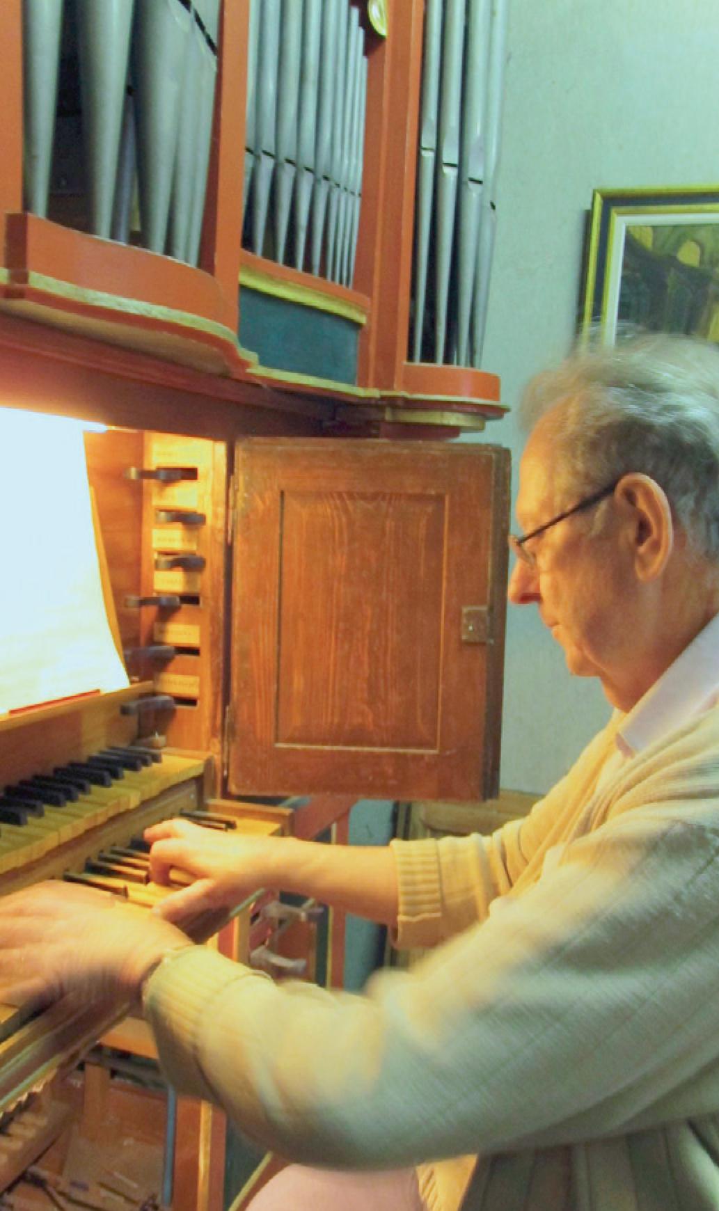 Après plus de 150 ans d'existence, l'orgue de Gollion a été sauvé