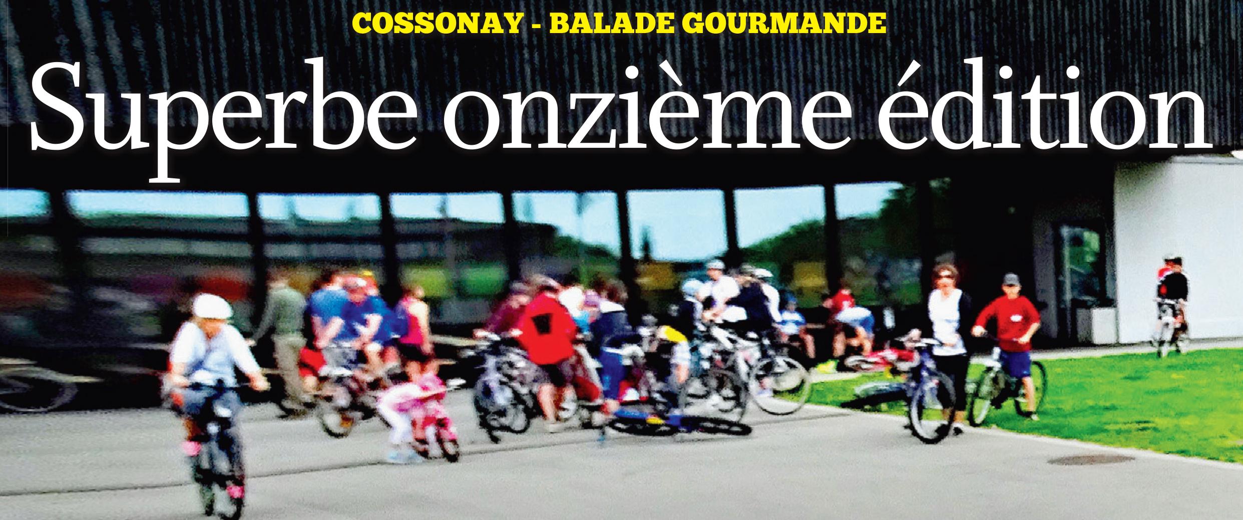 Cossonay – Balade Gourmande – Superbe onzième édition