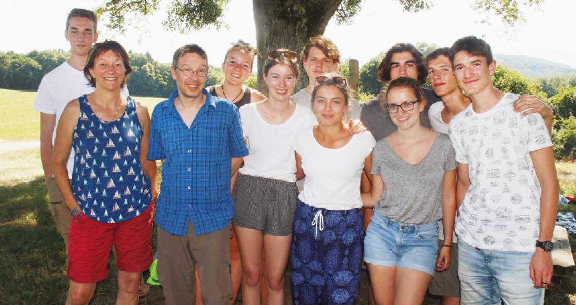 La Sarraz et environs – De jeunes motivés – voyage d'entraide en Guinée