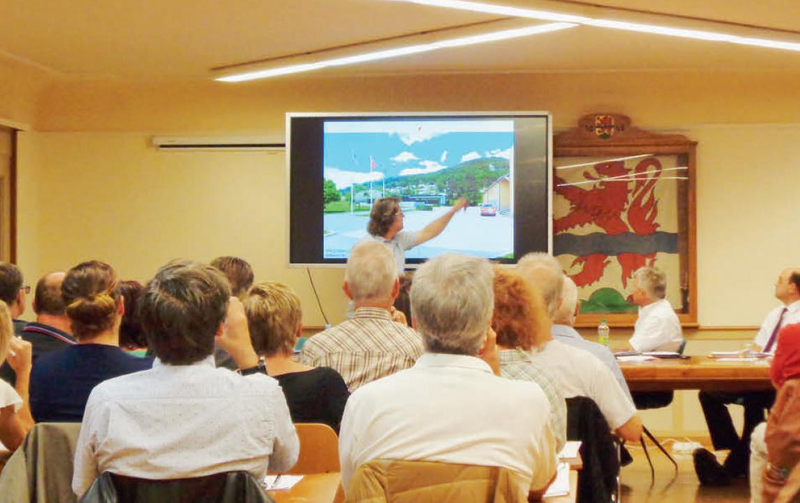Eclépens, Conseil Communal – Le projet de caserne du SDIS part en fumée !
