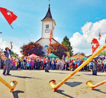 Les Charbonnières – Samedi 22 septembre – Fête du Vacherin Mont d'Or et Journée des alpages