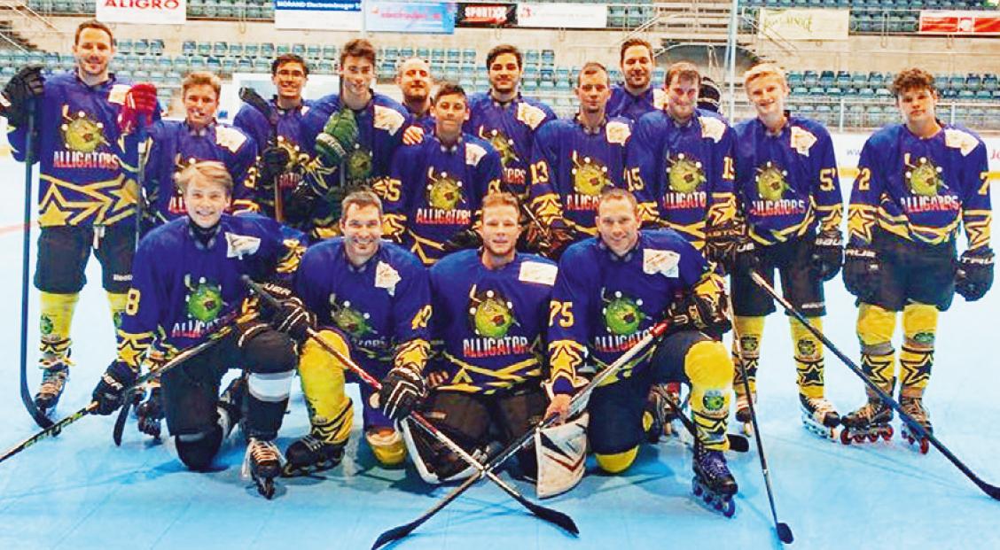 Penthalaz – Equipe de hockey Les Alligators