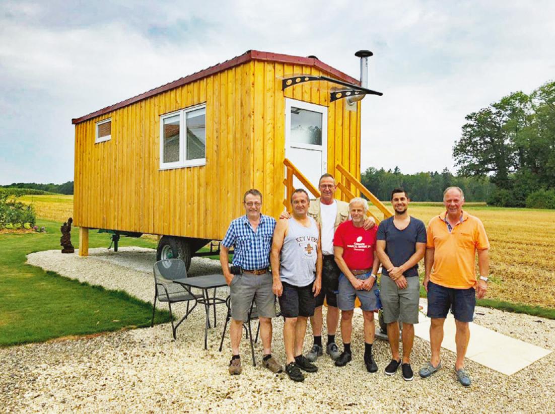 Boussens – Tiny House… Petite mais costaude !