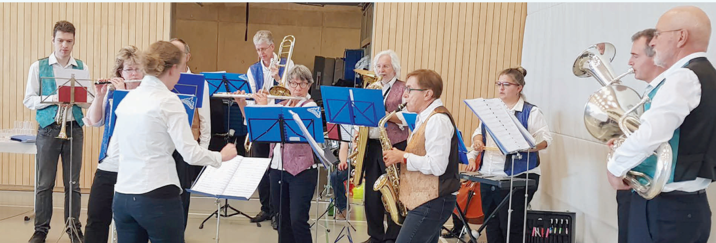 Cossonay – Repas de soutien de l'Harmonie du Bourg et des Diabolo