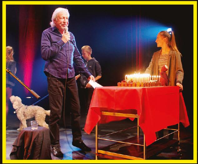Cossonay – Henri Dès au Théâtre du PAM