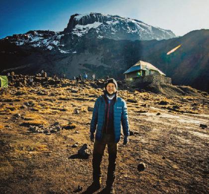De Cossonay jusqu'au Kilimandjaro – Un récit de Mehdi Isoz