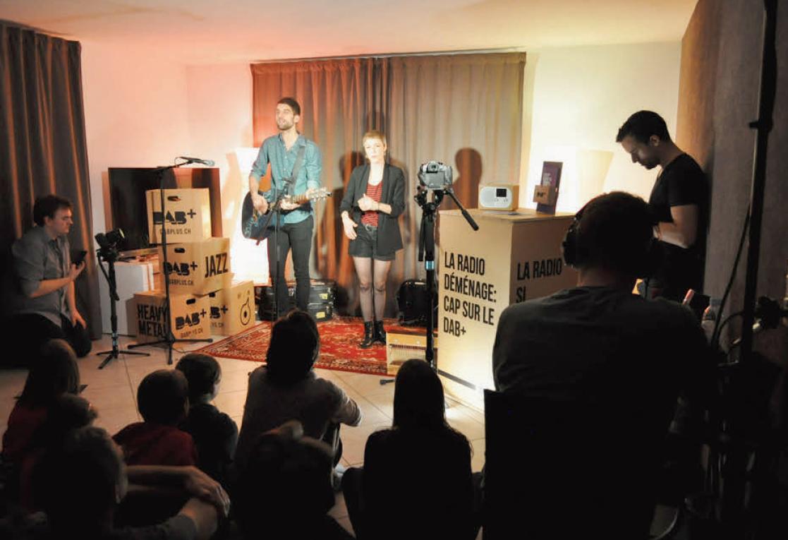 Boussens – Un concert dans son salon avec le groupe Carrousel