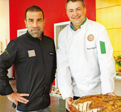 Daillens – 20e anniversaire de la Boulangerie Clément