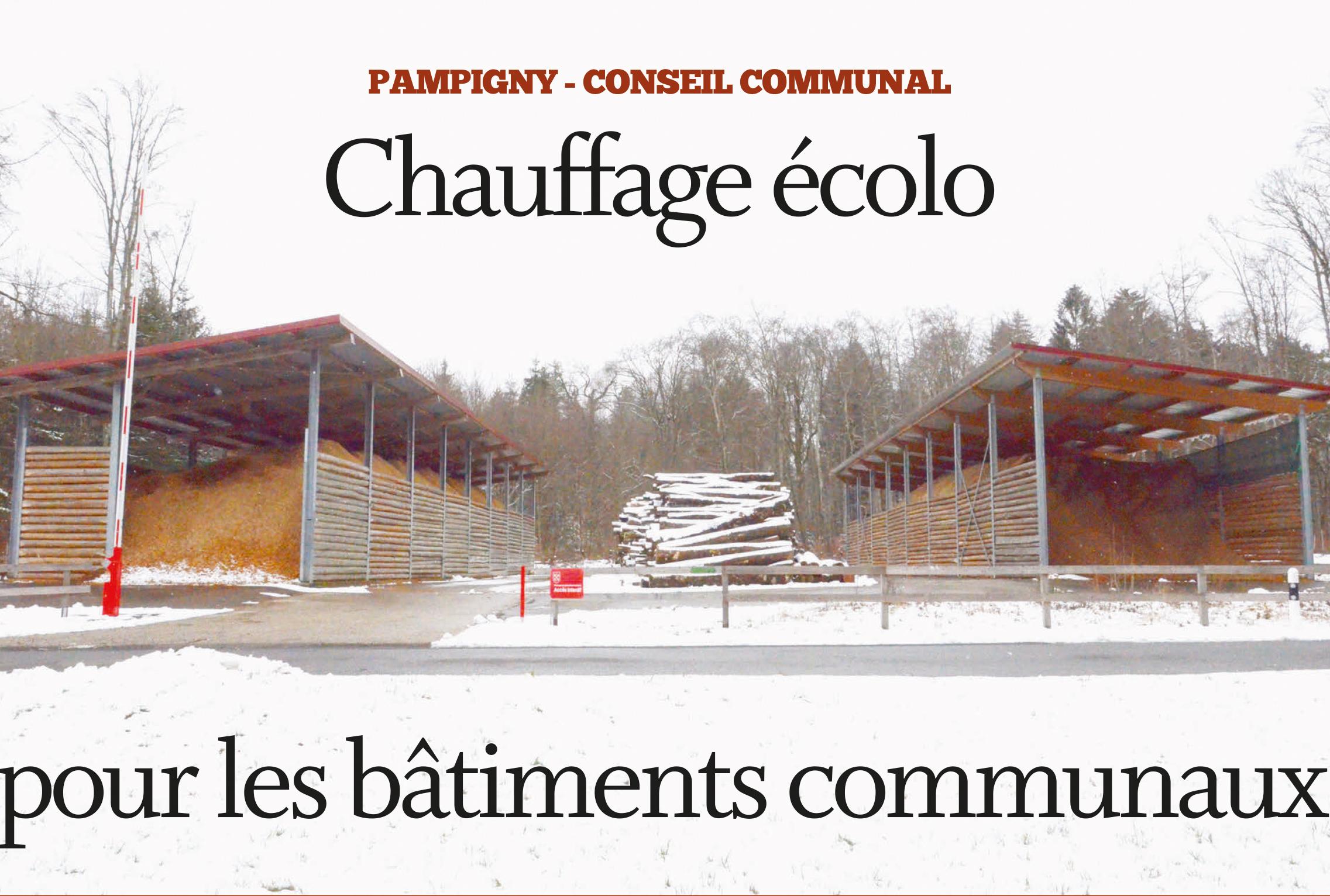 Pampigny – Conseil Communal