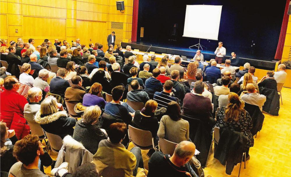 Daillens – Conseil Communal et séance sur la décharge de la Vernette