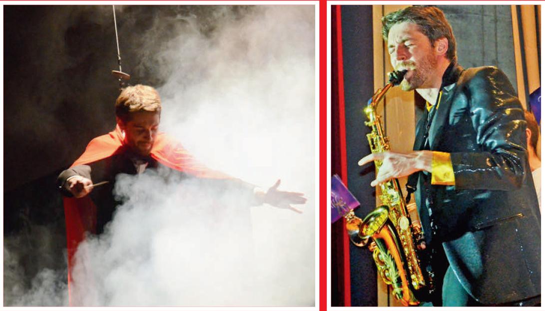 Aclens – Soirée de la Fanfare L'Avenir – Brillant concert d'au revoir