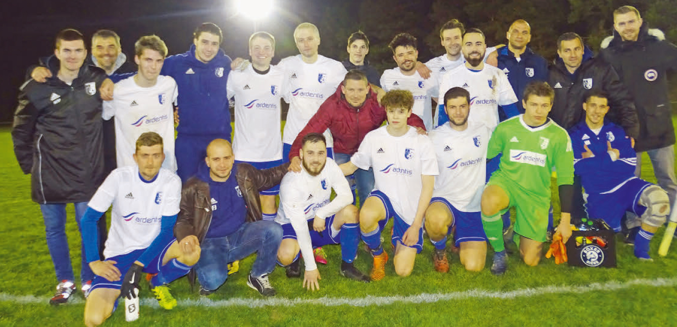"Football – FC Cossonay – FC Suchy ""On aurait mériter la victoire"""