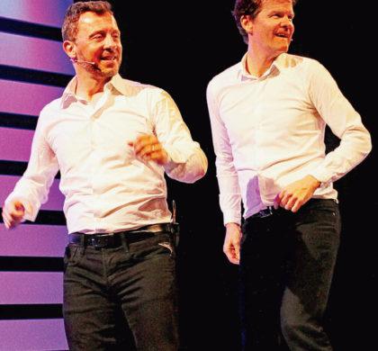 Cossonay – Théâtre du PAM – Un plus un, ça fait «Nous»