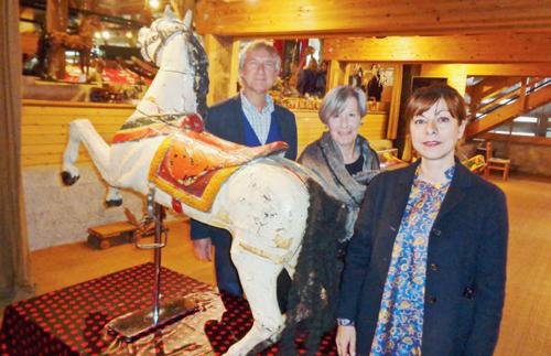 La Sarraz – Nouvelle expo temporaire au Musée du Cheval
