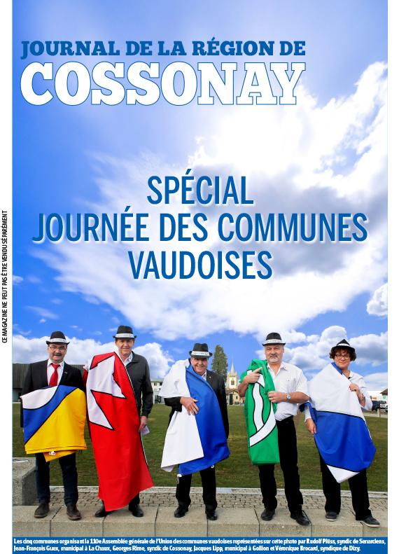 UCV 2019 à Cossonay – C'est parti