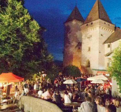 La Sarraz – 10e Fête Médiévale