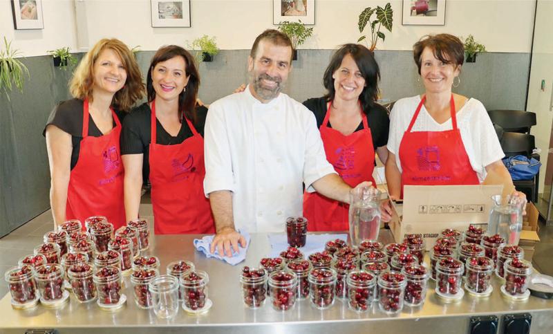 Alimentarium de Vevey – Les Sissi's s'engagent