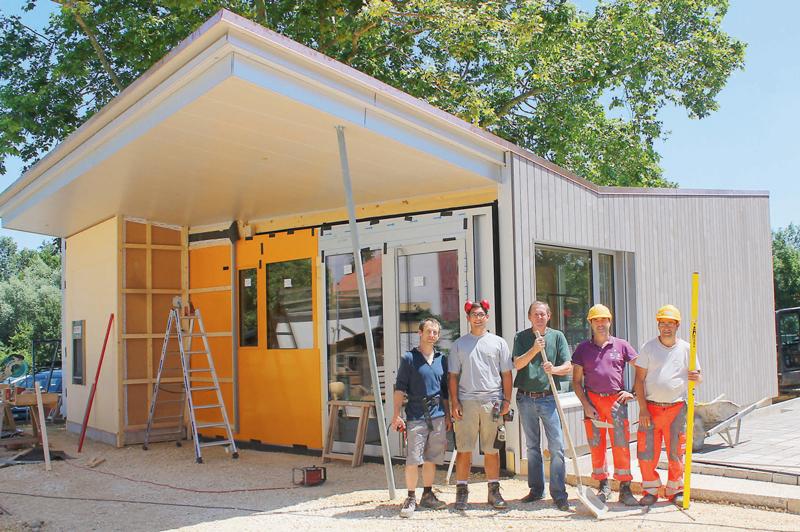 La Chaux – La nouvelle épicerie va ouvrir le 29 juillet