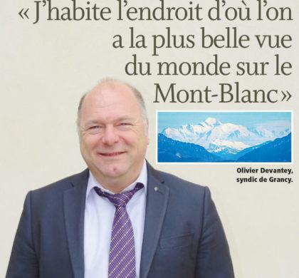 La région – Portrait d'Olivier Devantay