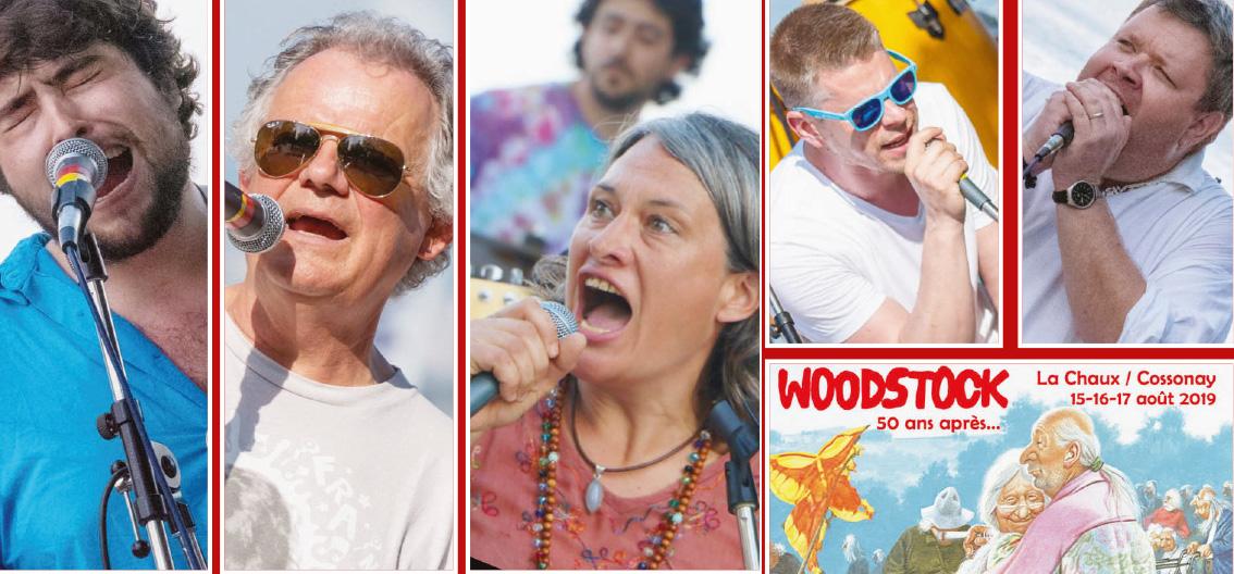 Woodstock 2019 à La Chaux : 5 x 2 places en jeu !
