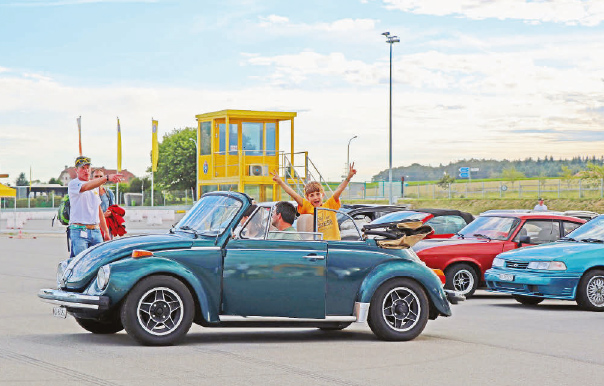 Cossonay – Fréquentation record pour l'Open air & Ciné Drive-in