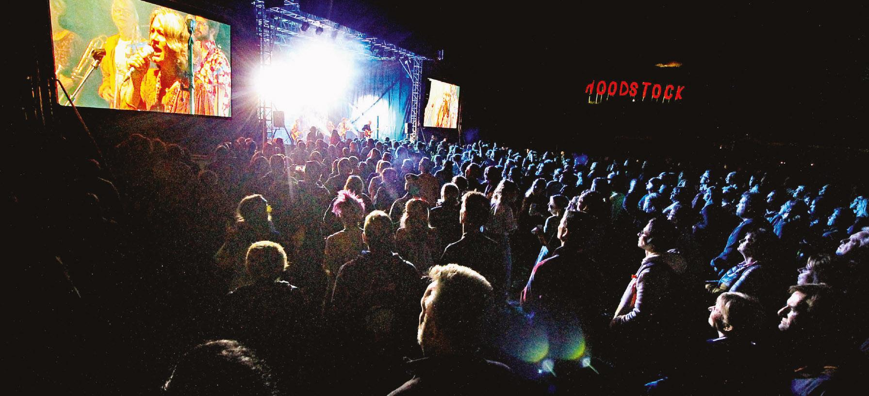La Chaux s/ Woodstock – La nostalgie a triomphé !