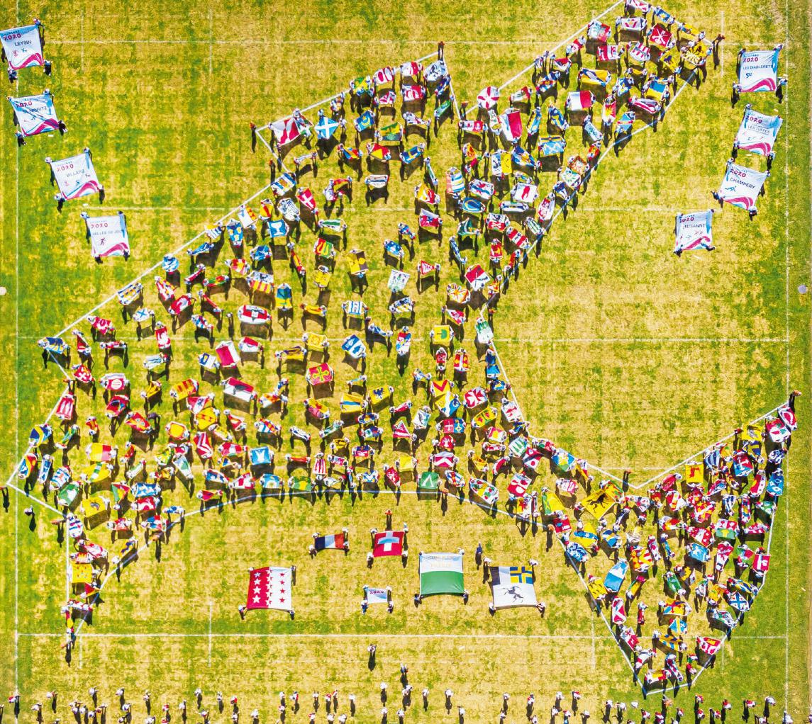Jeux Olympiques de la Jeunesse : départ !