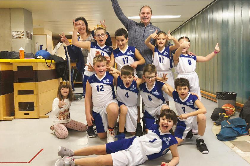 Cossonay Basketball Club – Nouvelle saison: départ !