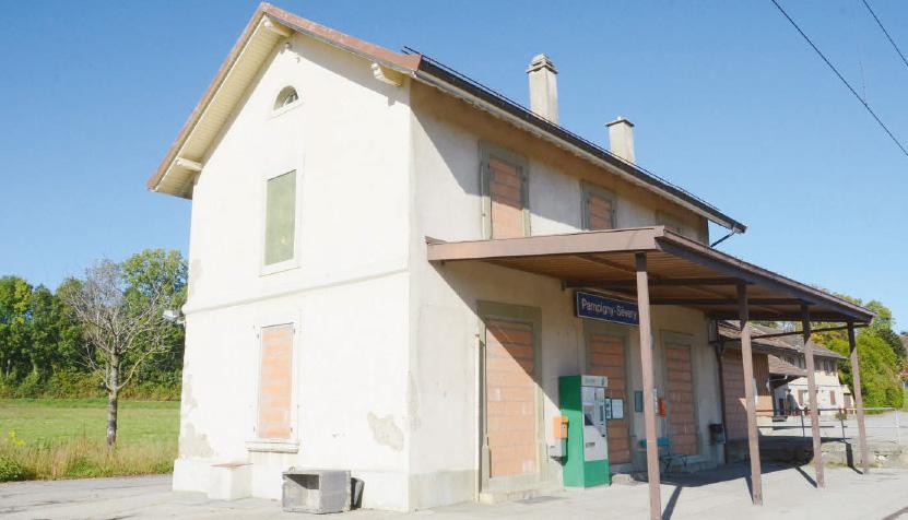 Conseil Communal de Pampigny – Réussira-t-on à sauver la gare ?