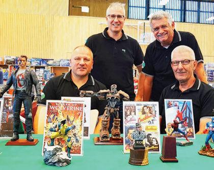 Cossonay – Exposition de maquettes à CossArena