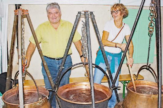 Romanel-sur-Morges – Une raisinée 5 étoiles