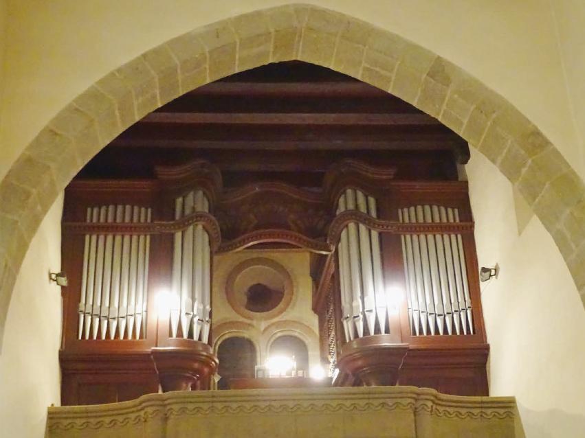Cossonay – L'adieu au vénérable orgue