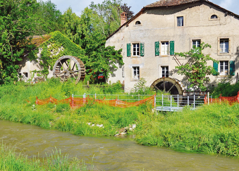 Venoge mon amour – Un musée pour garder les traces du moulin