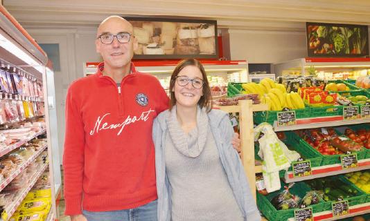 Pampigny – Cinq générations d'épiciers
