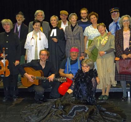 Tréteaux de Cossonay – La visite de la vielle dame