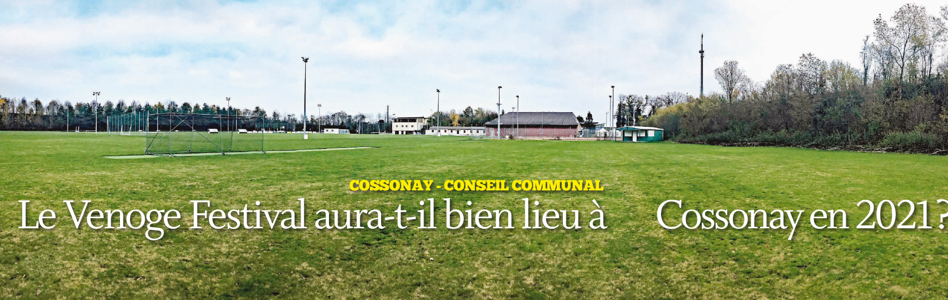 Cossonay – Conseil Communal.