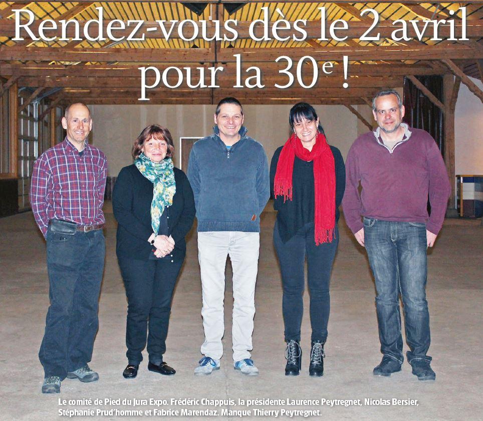 Montricher – AG de Pied du Jura Expo