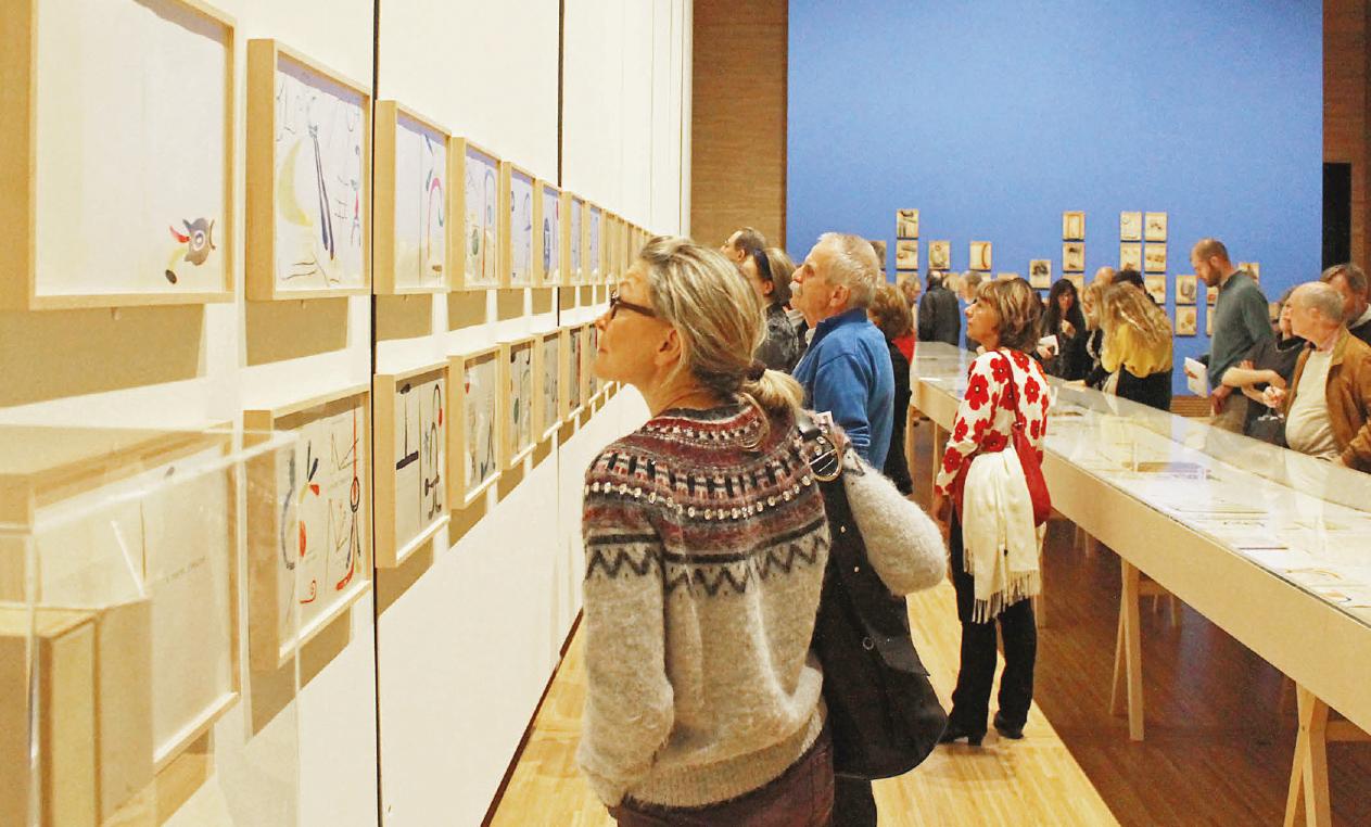 Montricher – Nouvelle exposition à la Fondation Jan Michalski