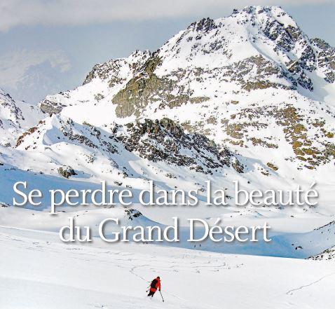 Montagne, par Laurent Grabet