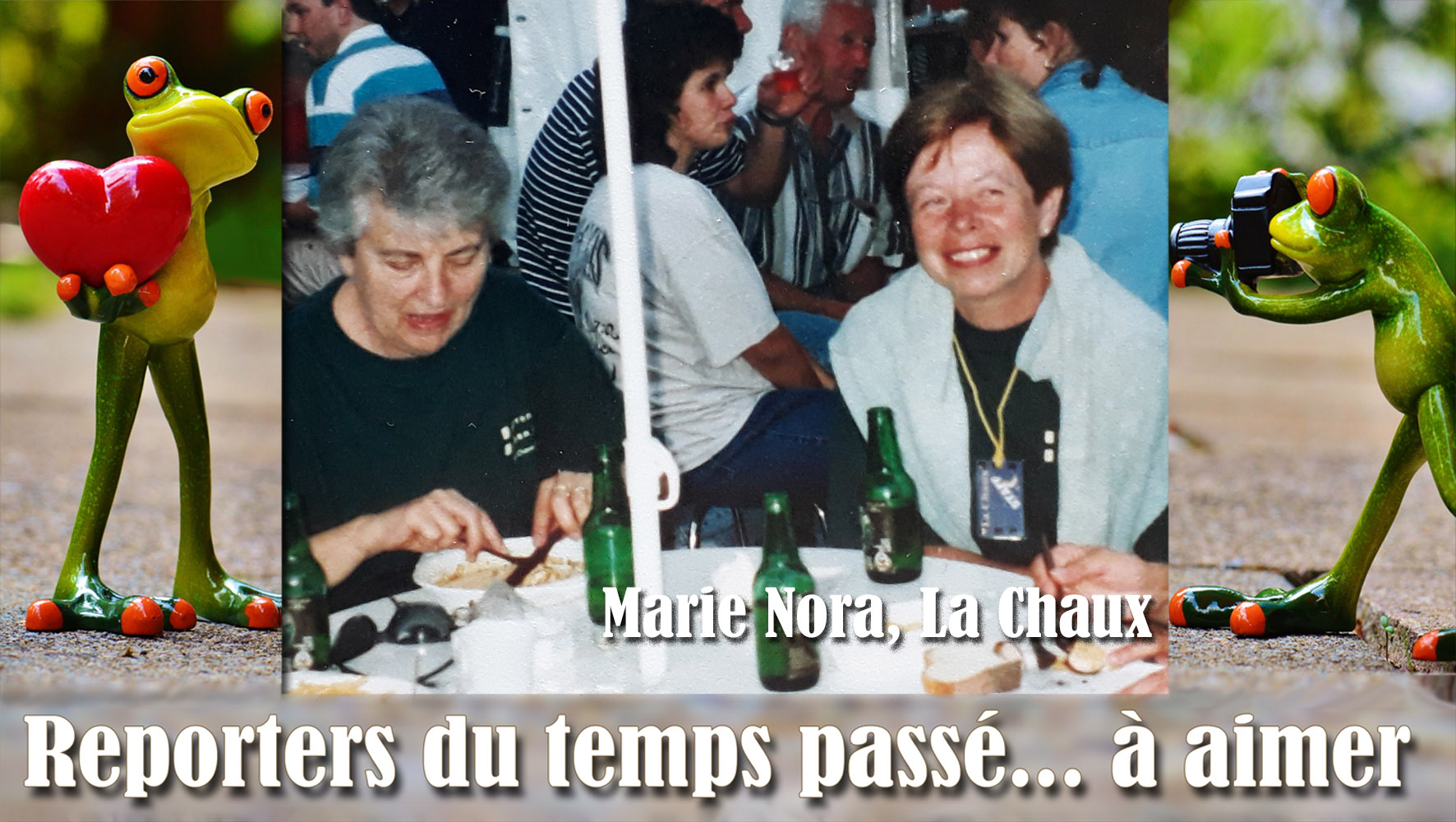 «Le 18 août 2000, jour où l'Open Air de La Chaux a vécu sa première soirée!»
