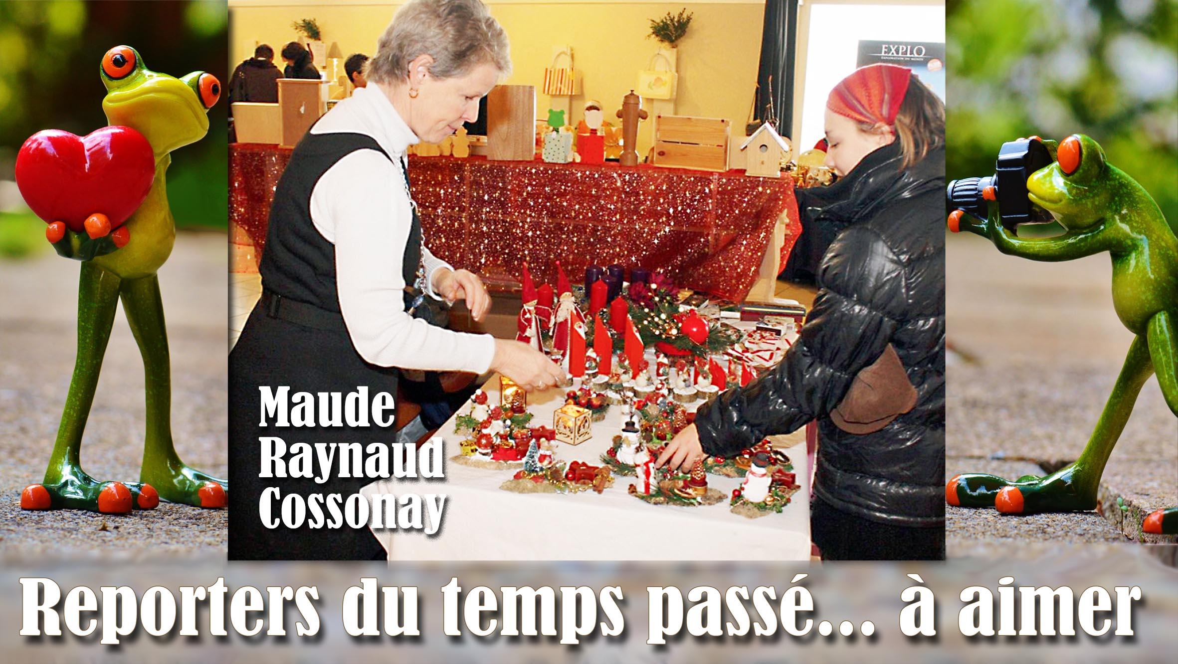 «Le jour où, en 2010, on a organisé le premier Marché de Noël à Cossonay»