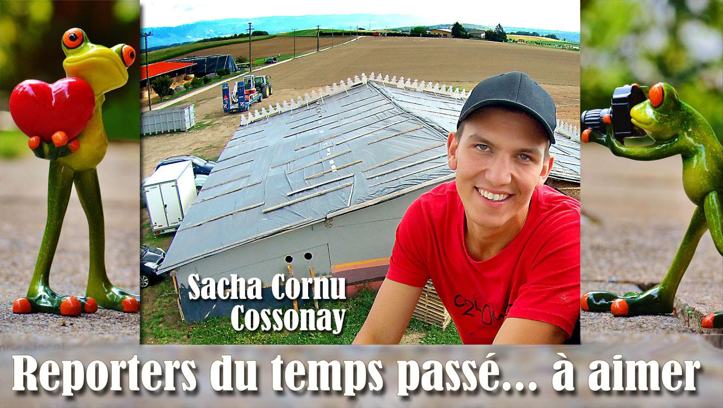 «Le jour où, en 2015, la Jeunesse de Cossonay a organisé le Giron du Pied du Jura»