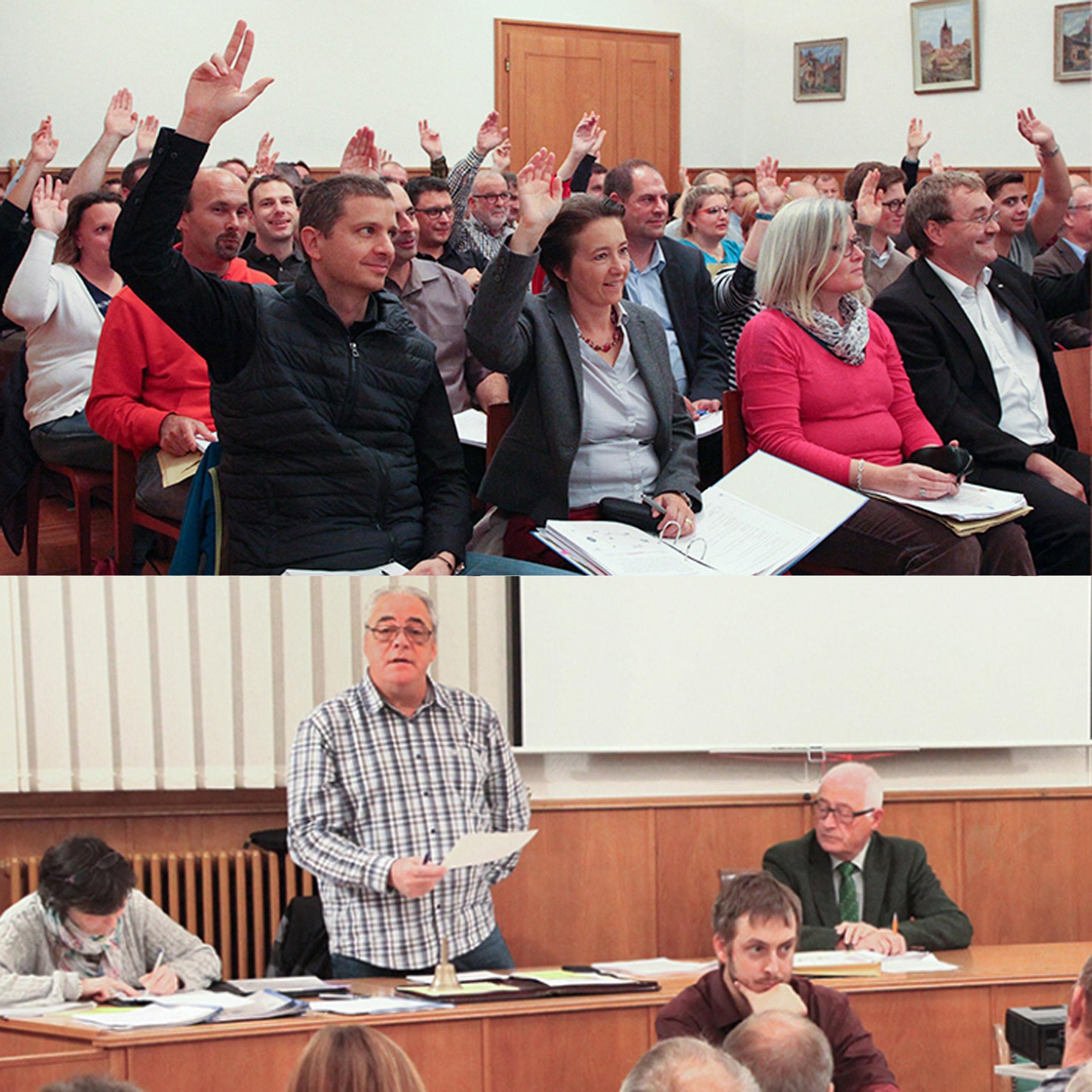 Les conseils communaux et généraux peuvent à nouveau se réunir