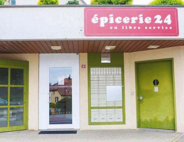 Pampigny, une épicerie en libre-service 24h sur 24