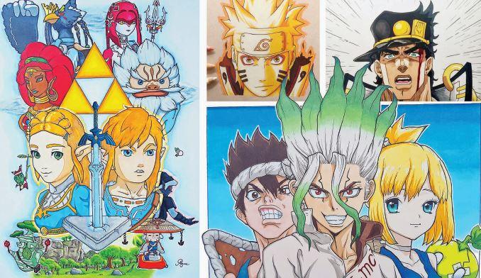 Boussens. Positif au Coro-Manga-Virus !