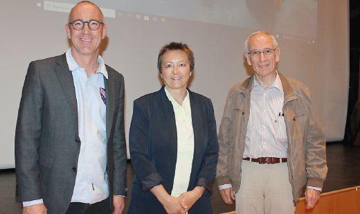 Cossonay, Conseil communal. Florence Texier Claessens nouvelle présidente