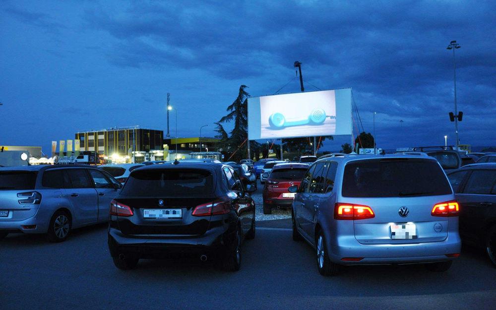 Cossonay, TCS. Le Covid n'aura pas la peau du 5e Cinéma Drive-in !